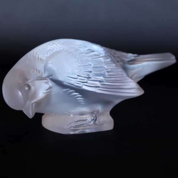 Moineau Hardi Glass Paperweight at Jeroen Markies