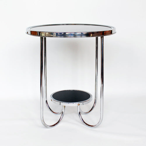 Wolfgang Hoffmann Art Deco Side Table