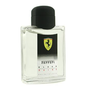 Ferrari Black Shine Eau De Toilette Spray 125ml - My Gift Box