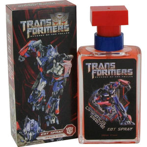 Transformers Optimus Prime Cologne 100ml - My Gift Box