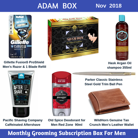 ADAM BOX - My Gift Box
