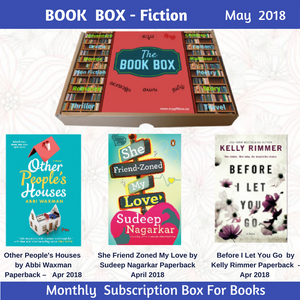 THE BOOK BOX - My Gift Box