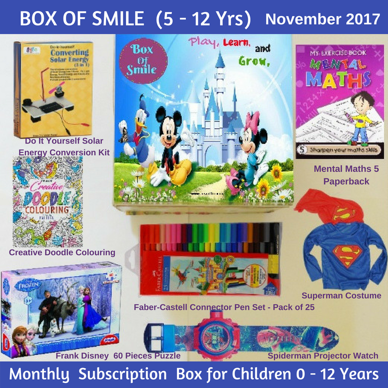 BOX OF SMILE - My Gift Box