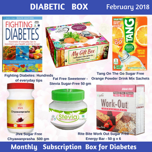 DIABETIC BOX - My Gift Box