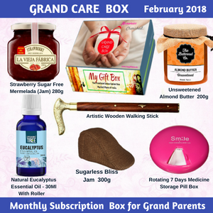 GRAND CARE BOX - My Gift Box