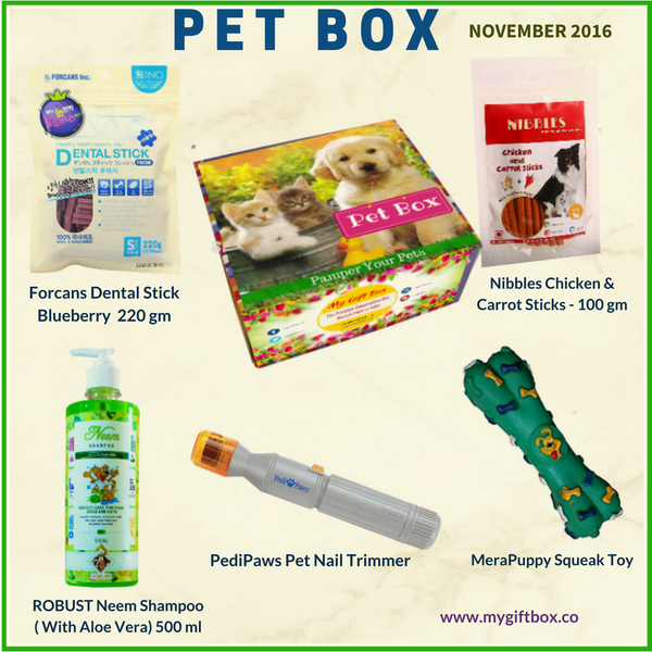 PET BOX - My Gift Box
