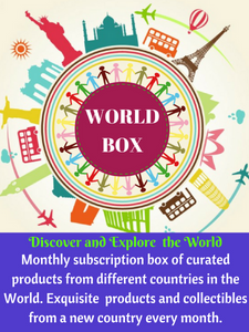 WORLD BOX - My Gift Box