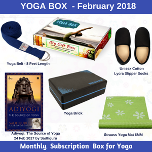 YOGA BOX - My Gift Box