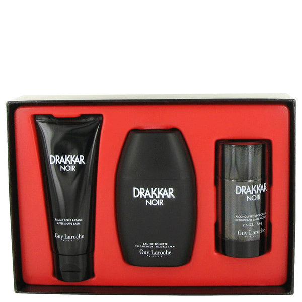 Guy Laroche Drakkar Noir Gift Set - 3 Products - My Gift Box