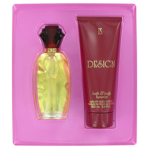 Paul Sebastian Design Gift Set - Eau De Parfum Spray 100ml+ Body Lotion 200ml - My Gift Box