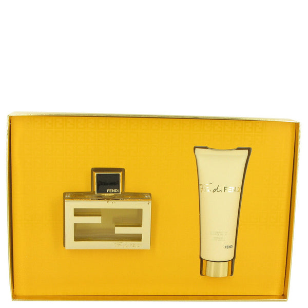 Fan Di Fendi  Gift Set -Eau De Toilette Spray 50ml + Body Lotion 75ml - My Gift Box