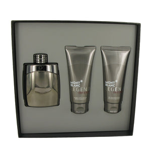 Montblanc Legend Gift Set  Eau De Toilette Spray + After Shave Balm + Shower Gel - My Gift Box