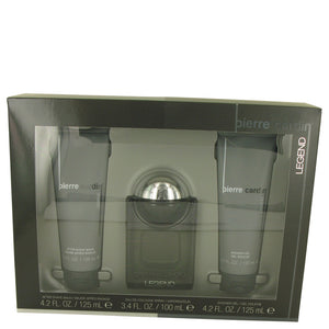 Pierre Cardin Legend Gift Set - Cologne Spray +  After Shave Balm +  Shower Gel - My Gift Box