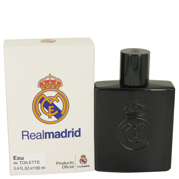 Real Madrid Black Cologne 100ml - My Gift Box