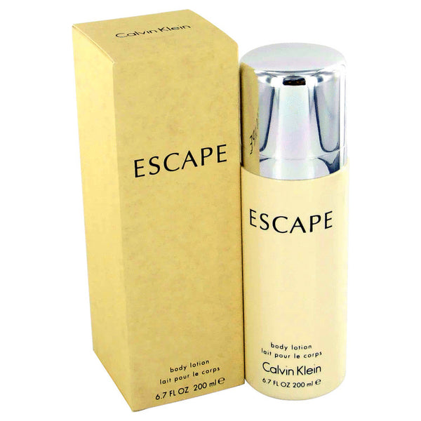 Calvin Klein Escape  Gift Set - Eau De Parfum Spray 100ml + Body Lotion 200ml - My Gift Box