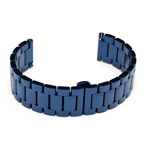Indigo Brushed Bracelet