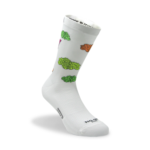 Nuvole Performance Sport Socks, made in Italy.