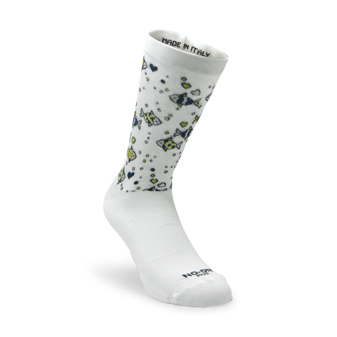 Pesciolini Performance Sport Socks, made in Italy.