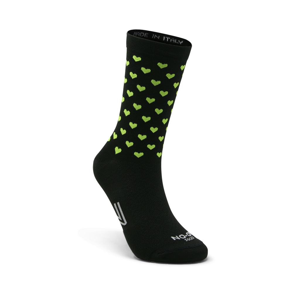 Cuori Performance Sport Socks, made in Italy.