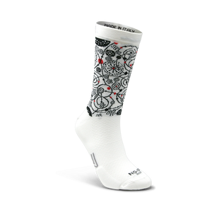 Cerchi Performance Sport Socks, made in Italy.