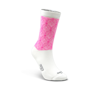 Geometrico Performance Sport Socks, made in Italy.