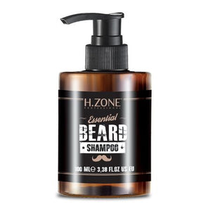 H.Zone - Essential Beard - Shampoo