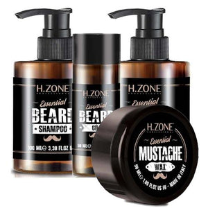 H.Zone - Essential Beard - Kit
