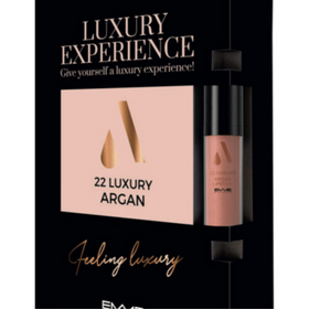Luxury Experience - Shampoo 200ml + Mask 200ml + Lipstick 5ml