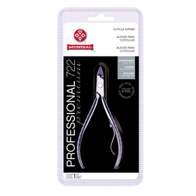 Mundial - Cuticle Nipper Stainless Steel 722 Professional