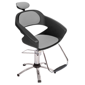 DOMPEL - Primma Hydraulic Chair - Base Tubular Steel