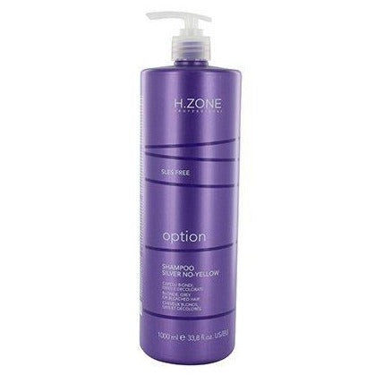 H.Zone - Anti-Yellow Silver Shampoo - 1000ml