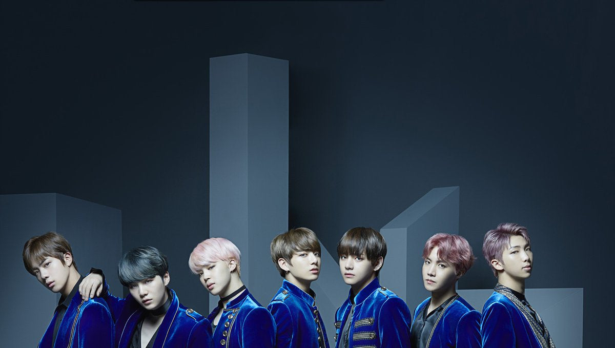 BTS just received their 3rd consecutive platinum certified album in Japan!