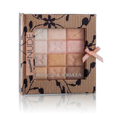 Shimmer Strips All-in-1 Custom Nude Palette for Face & Eyes