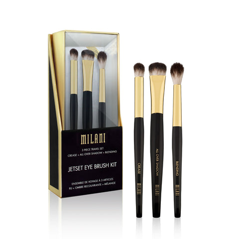 Jetset Eye Brush Kit