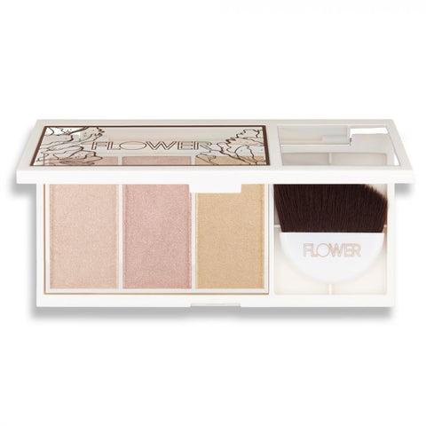 Shimmer & Strobe Highlighting Palette