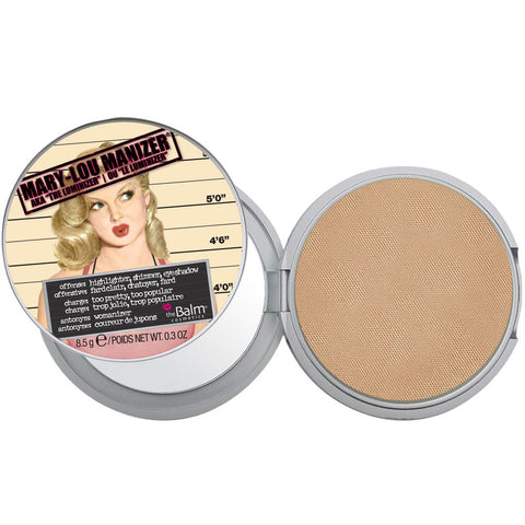 Mary-Lou Manizer Highlighter, Shimmer & Shadow