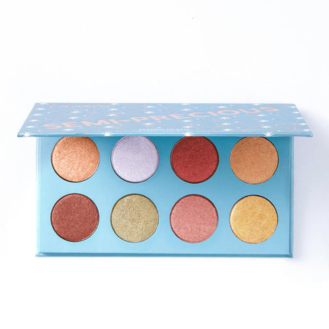 Semi-Precious Pressed Powder Shadow Palette