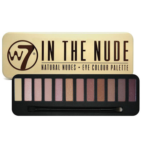 In The Nude Eyeshadow Palette