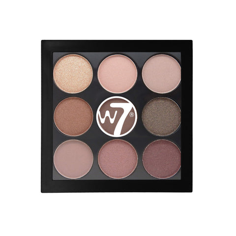 The Naughty Nine Eyeshadow Collection