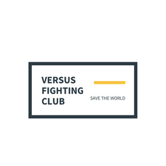 Versus Fighting Club Shop Store Logo