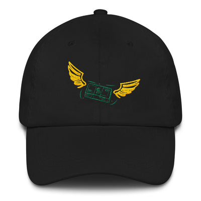 100 Dollar Wings Dad hat - Versus Club Men's Clothing