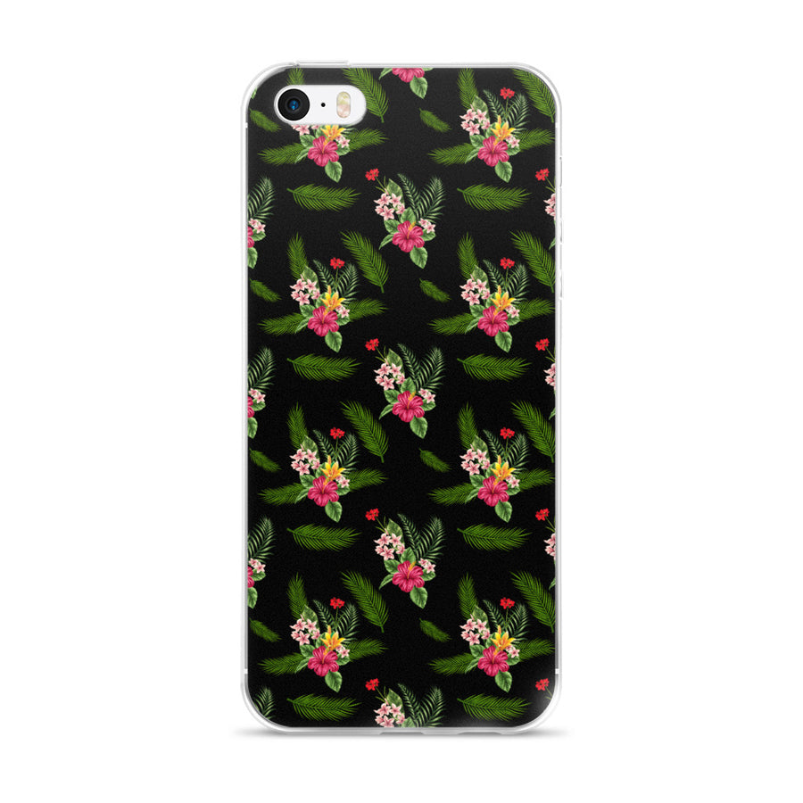 Versus Floral iPhone Case