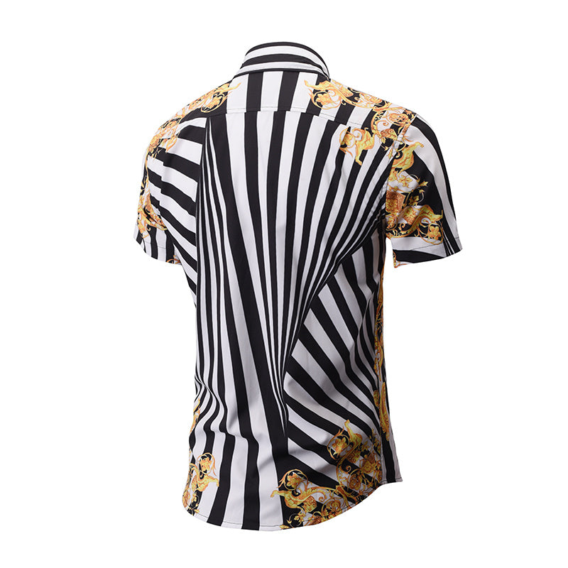 Royal Antique Zebra Shirt