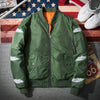 Raider Bomber - Army Green