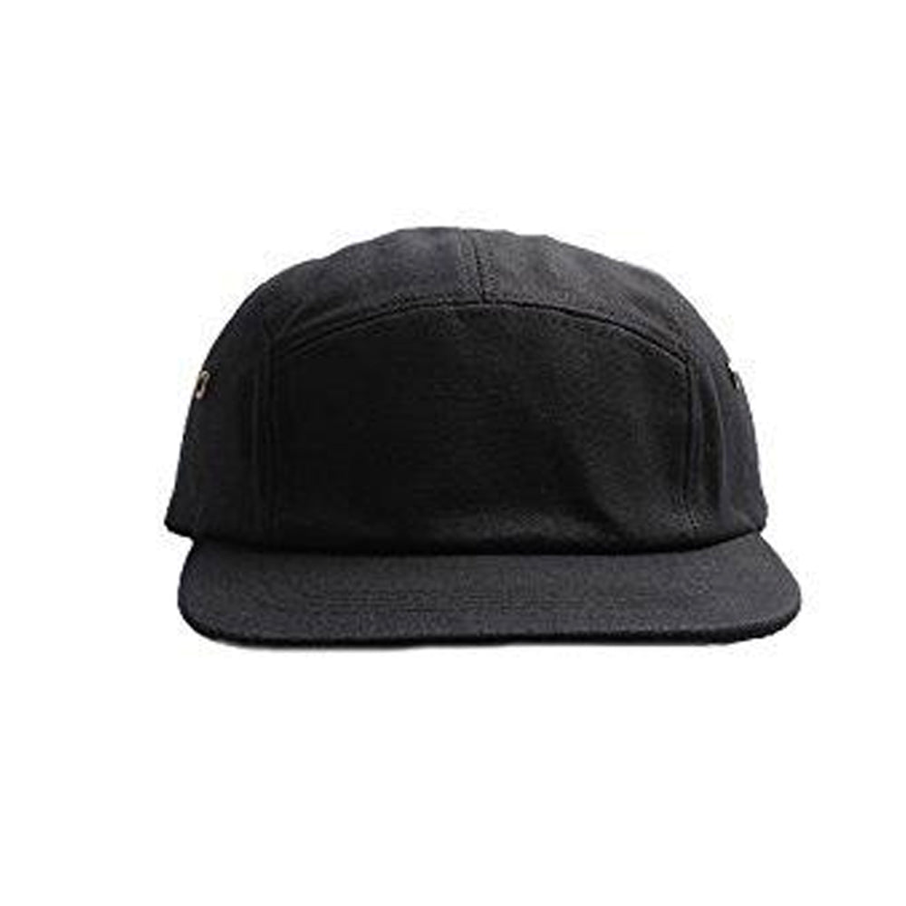 5 panel cotton baseball cap mens plain black metal eyelets uv protection festival daily fashion amazon