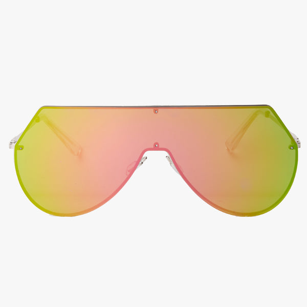 Multi-Colour Revo Lens Visor Sunglasses - Accessory O