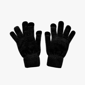 SVNX Andro Black Touch Screen Gloves - Accessory O