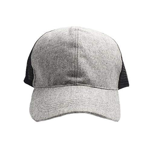 grey baseball cap mens black mesh back summer daily accessories snapback amazon