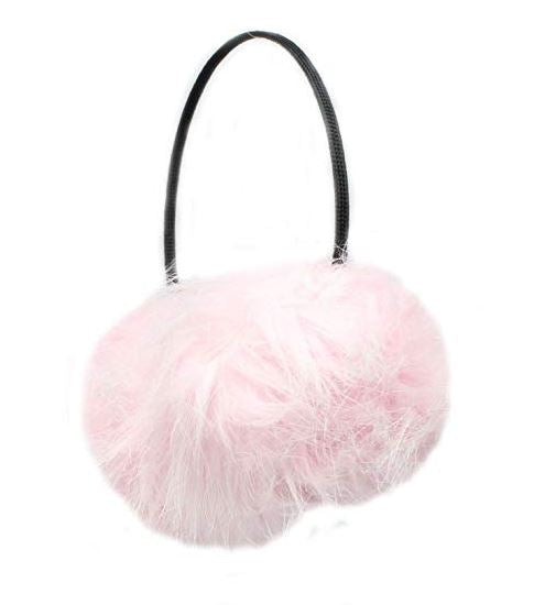 earmuff amazon cute fluffy pink girl ladies pretty warm