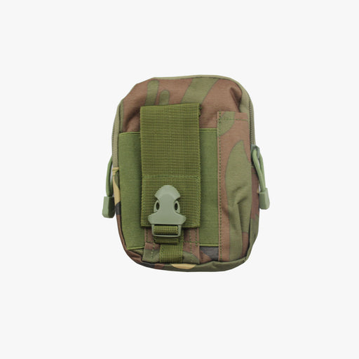 SVNX Khaki Camo Flight Belt Bag